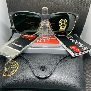 COPY - COPY - RAY-BAN CLUBMASTER OVERSIZED RB4175